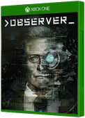 Observer Xbox One Cover Art