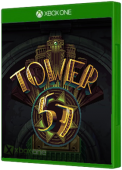 Tower 57 Xbox One Cover Art
