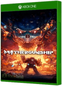 Mothergunship Xbox One Cover Art