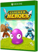 Clicker Heroes Xbox One Cover Art