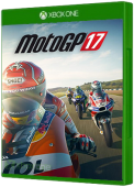MotoGP 17 Xbox One Cover Art