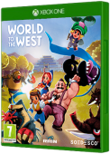 World to the West Xbox One Cover Art