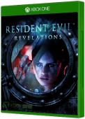 Resident Evil: Revelations Xbox One Cover Art