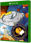 Blue-Collar Astronaut Xbox One Cover Art
