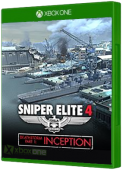 Sniper Elite 4 - Deathstorm Part 1: Inception Xbox One Cover Art