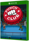 Punch Club Xbox One Cover Art