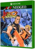 ACA NEOGEO: Art of Fighting Xbox One Cover Art