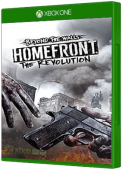 Homefront: The Revolution - Beyond the Walls Xbox One Cover Art