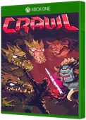 Crawl Xbox One Cover Art