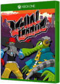 Lethal League Xbox One Cover Art