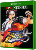 ACA NEOGEO: The King of Fighters '95 Xbox One Cover Art