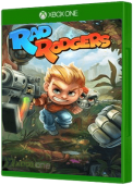 Rad Rodgers Xbox One Cover Art