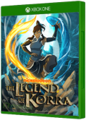 The Legend of Korra Xbox One Cover Art
