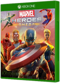 Marvel Heroes Omega Xbox One Cover Art