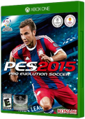 PES 2015 Xbox One Cover Art