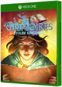 Lost Grimoires: Stolen Kingdom Xbox One Cover Art