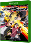 NARUTO TO BORUTO: SHINOBI STRIKER Xbox One Cover Art