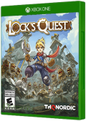 Lock's Quest Xbox One Cover Art