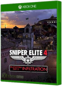 Sniper Elite 4 - Deathstorm Part 2: Infiltration Xbox One Cover Art