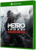 Metro 2033 Redux Xbox One Cover Art