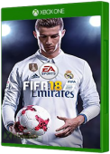 FIFA 18 Xbox One Cover Art