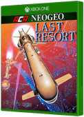 ACA NEOGEO: Last Resort Xbox One Cover Art