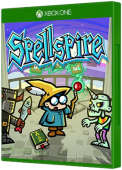 Spellspire Xbox One Cover Art