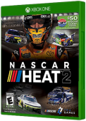 NASCAR Heat 2 Xbox One Cover Art