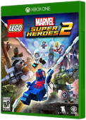Lego Marvel Super Heroes 2 Xbox One Cover Art