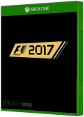 F1 2017 Xbox One Cover Art