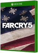 Far Cry 5 Xbox One Cover Art