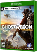 Tom Clancy's Ghost Recon: Wildlands - Fallen Ghosts Xbox One Cover Art