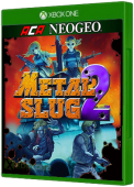 ACA NEOGEO: Metal Slug 2 Xbox One Cover Art