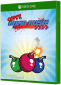 Super Bomb Rush! Xbox One Cover Art