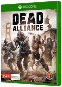 Dead Alliance Xbox One Cover Art