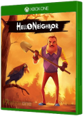 Hello Neighbor Xbox One Cover Art