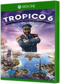 Tropico 6 Xbox One Cover Art