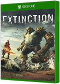 Extinction Xbox One Cover Art