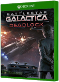 Battlestar Galactica Deadlock Xbox One Cover Art