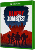 Bloody Zombies Xbox One Cover Art