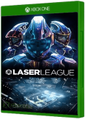 Laser League Xbox One Cover Art