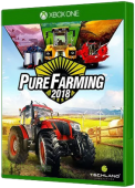 Pure Farming 2018 Xbox One Cover Art