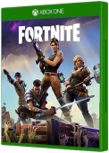 FORTNITE Xbox One Cover Art
