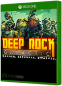 Deep Rock Galactic video game, Xbox One, xone