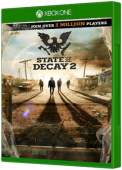 State of Decay 2 Xbox One Cover Art