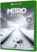 Metro Exodus video game, Xbox One, xone