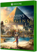 Assassin's Creed: Origins Xbox One Cover Art