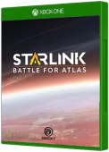 Starlink: Battle For Atlas Xbox One Cover Art