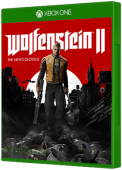Wolfenstein II: The New Colossus Xbox One Cover Art