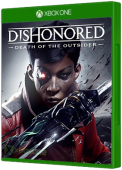 Dishonored: Death of the Outsider Xbox One Cover Art